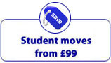 Student moves from £99